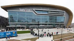 Fiserv Forum Seating Chart With Seat Numbers Fiserv Forum Milwaukee Tickets Schedule Seating Chart