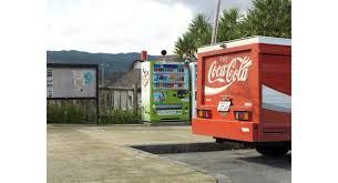 Eco Vending Machine Inspiration 48 Things You Didn't Know About Vending Machines The CocaCola Company