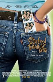sisterhood of the traveling pants by ann brashares writework the sisterhood of the traveling pants film