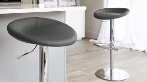 Round Bar Stools Modern Contemporary