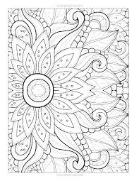 Coloring Pages Adults Free Dreamsurfinfo