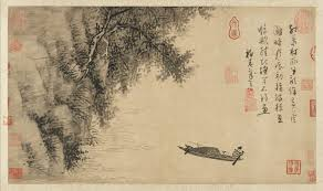 chinese painting essay heilbrunn timeline of art history the   fisherman fisherman