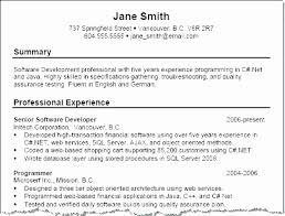 Sample Resume Titles A Good Resume Title Unique Resume Headline Samples Good