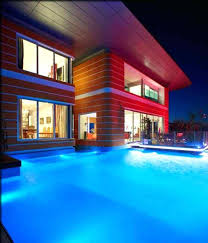 swimming pool lighting ideas. Outdoor Pool Lighting Led Ideas Swimming In Landscaping And Building Category Pictures
