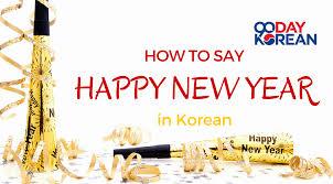 "New year illumination happy new yearkobiz. How To Say Happy New Year In Korean ̃ˆí•´ ˳µ ˧Žì´ Ë°›ìœ¼ì""¸ìš"""