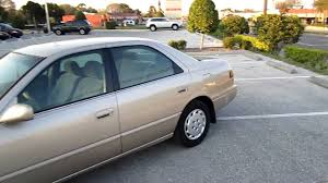 SOLD 1999 Toyota Camry LE Gold Package Meticulous Motors Inc ...