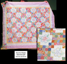 2017 August Show & Tell | Green Country Quilters Guild & August1 Adamdwight.com