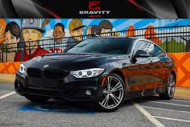 2016 Bmw 4 Series 428i Gran Coupe Stock 505445 For Sale Near Sandy Springs Ga Ga Bmw Dealer