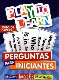 Jogos De Perguntas Play To Learn Jogo De Cartas Perguntas Para Iniciantes