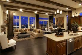 open floor plan homes. Perfect Homes Easy To Decorate On Open Floor Plan Homes P
