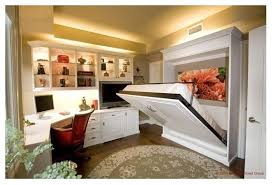 murphy bed office. Modren Bed Home Office With Murphy Bed Regarding Wall And Basement Montreal By Glenn  Designs 14 To