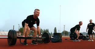 Army National Guard Soldiers Anxious Over New Pt Test Gear