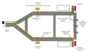 trailer light wiring diagram Tow Dolly Light Wiring Diagram Heavy Duty Tow Dolly