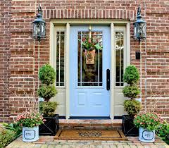 front door wreath hangerDecor Wreath Hanger With Outdoor Plants And Bridge Wall Plus