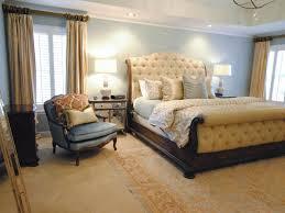 yellow gray master bedroom