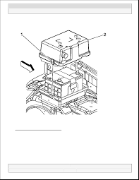 Fig 37 upper battery box cover courtesy of general motors corp