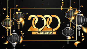 Happy New Year 2020 4k 8k Wallpapers Hd Wallpapers Id 29969