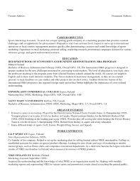 Sample Undergraduate Research Assistant Resume
