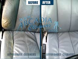 leather car seat repair and cleaning cheshire