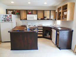 amazing of refinish kitchen cabinets without stripping astonishing painting stained kitchen cabinets and reface your