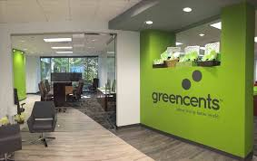 green office interior. Glass With Large Partitions Paint Small Ideas Shoisecom Green Office Interior Design Home O