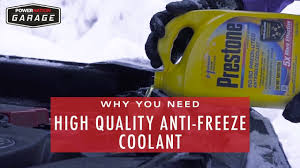 Why You Need <b>High Quality Anti</b>-Freeze Coolant - YouTube