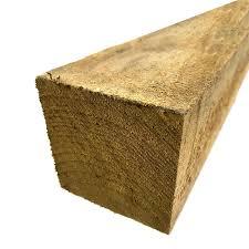 100 x 100mm 3 0m sawn treated pine