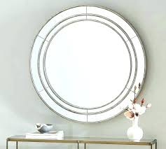 48 round mirror. 32 X 48 Mirror Inch Round Antique Brushed Silver Bathroom .