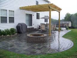 Backyard Paver Designs Best Paver Patio Design Ideas Patio Base Pinterest Patio Backyard