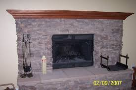 ceramic remedelling fireplace refacing design
