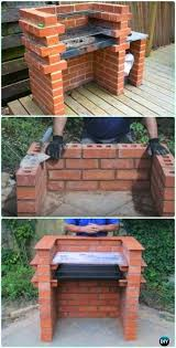 outdoor oven diy brick grill instruction backyard grill projects outdoor wood fired pizza oven designs