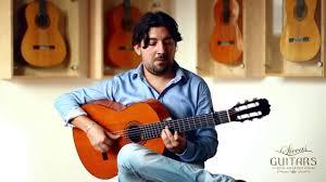 Antonio Rey plays Alegrías by Antonio Rey on a 1968 José Ramirez (I.M.) -  YouTube