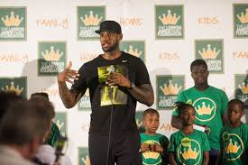 LeBron James and U of Akron to give 4-year scholarships to ...