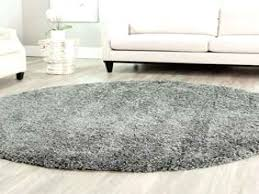 4 foot round rugs handmade silver polyester rug 7 round 7 ft for 4 ft 4 foot round rugs