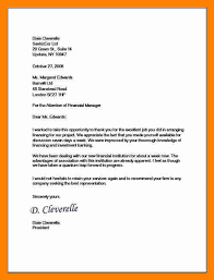 buisness letter format example business letter format5 1