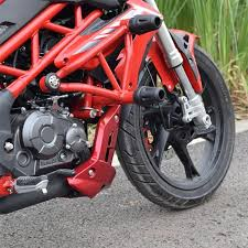 motorcycle engine guard cover for honda