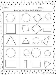 Homework shapes