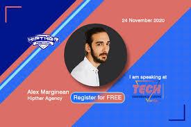 TECH Conference Europe Speaker Profile: Alex Marginean Marketing ...