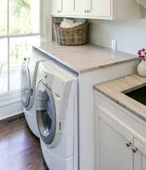 counter depth washer and dryer. Delighful Washer Countertop Depth For Washer And Dryer Laundry Room Over Com Complex Counters  1 Marvelous  Install Counter Above  And Counter Depth Washer Dryer