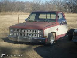 1982 Chevrolet C/K 1500 Series c10 silverado id 15469