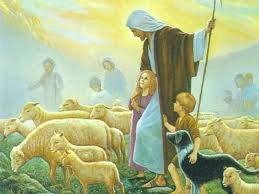 Image result for yeshua's sheep hear his voice