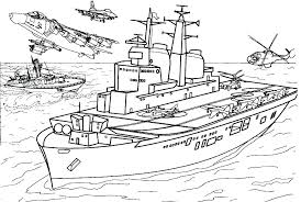 Navy Coloring Pages Old Free Mebelmag