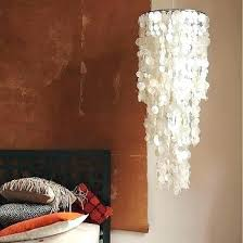 capiz floor lamp shell lamp shell chandelier shell lamp west elm capiz floor lamp