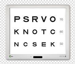 Logmar Chart Visual Acuity Snellen Chart Eye Examination