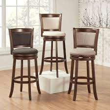 30 inch bar stools with back. Lumisource Bar Stools Lovely Impress Your Guests With This Swivel Back Pub Chair In Linen It 30 Inch