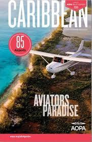 Aopa Charts 2019 Caribbean Pilots Guide By Aopa