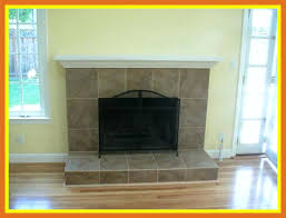 covering a brick fireplace fascinating refacing unique tile ideas for inspiration with glass bric cover fireplace brick can you with tile