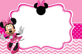 minnie mouse invitations free