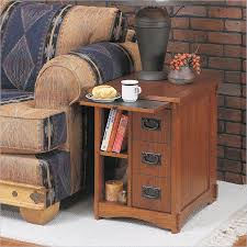 mission oak furniture. Powell Mission Oak Magazine Rack Cabinet- Free Shipping Furniture T