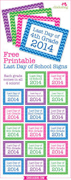 20 printable first day of school signs view this image